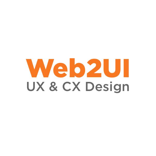 Web2UI Logo