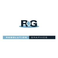 Resolution Graphics Inc Logo