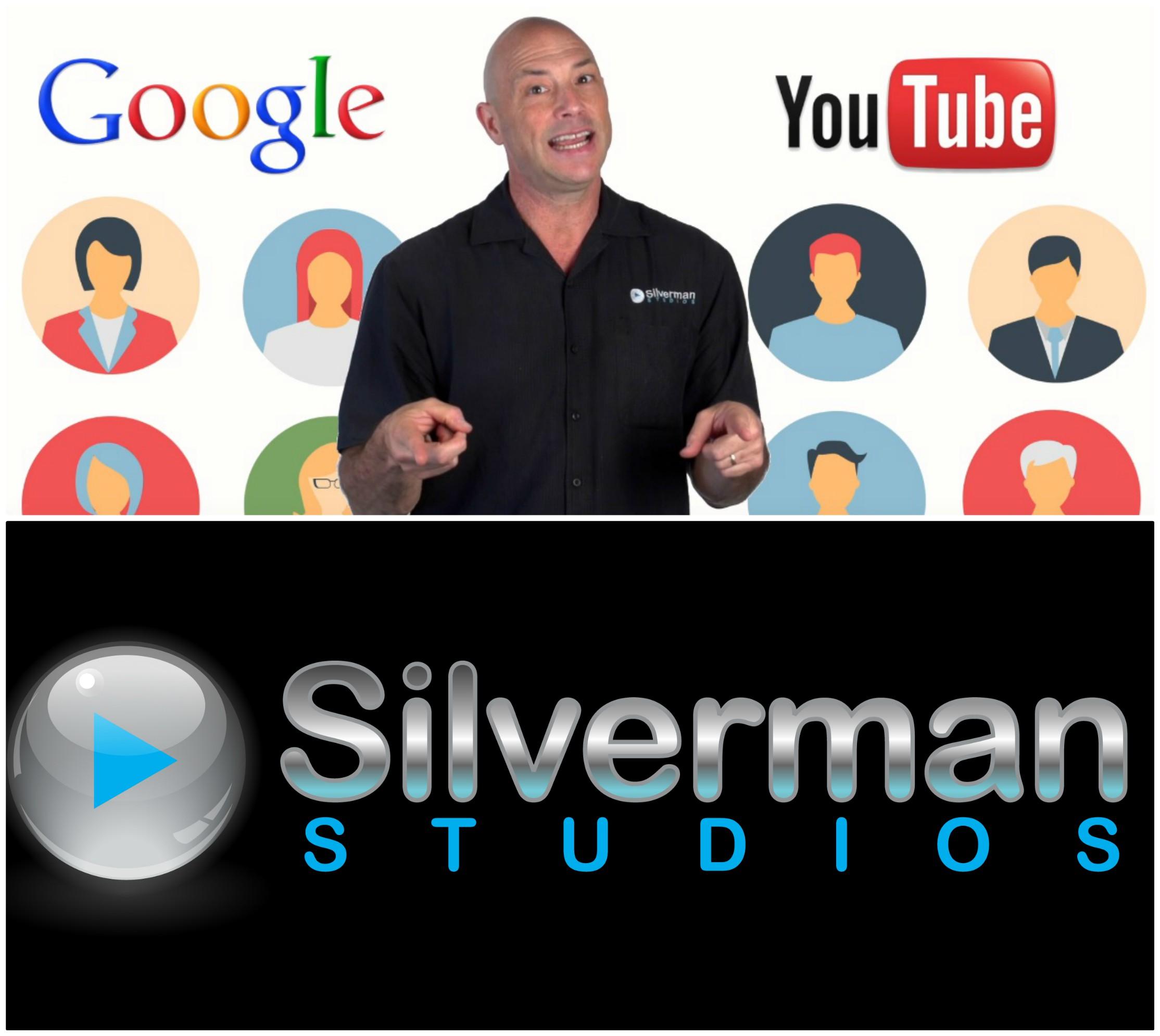 Silverman Studios Logo