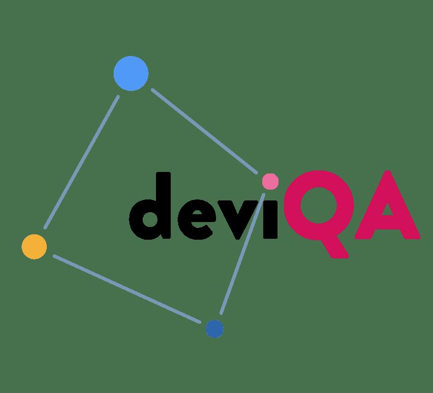 DeviQA Logo