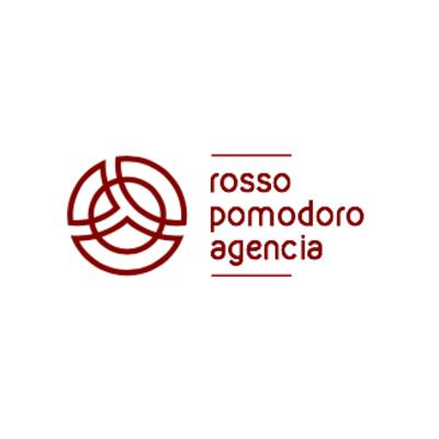 Rosso Pomodoro Agencia Digital Logo