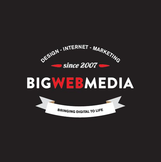 Big Web Media Logo