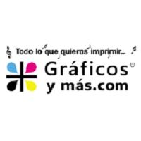 Gráficos y Más Logo