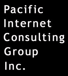 Pacific Internet Consulting Group Logo