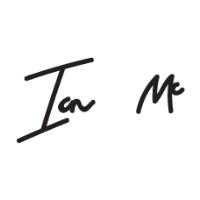 Ian McIlwraith Web Design Logo