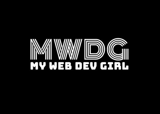 My Web Dev Girl Logo