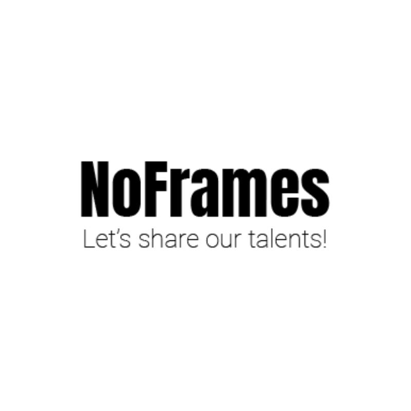 NoFrames Ltd. Logo