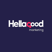 Hella Good Marketing Logo