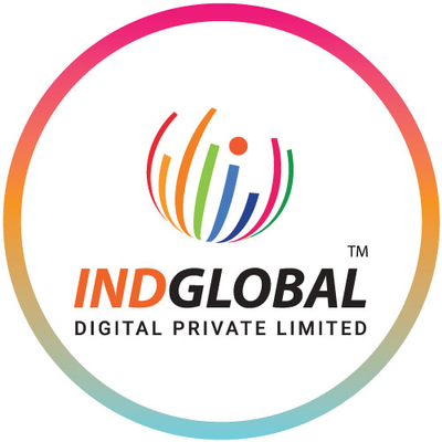 INDGLOBAL Digital Pvt. Ltd Logo