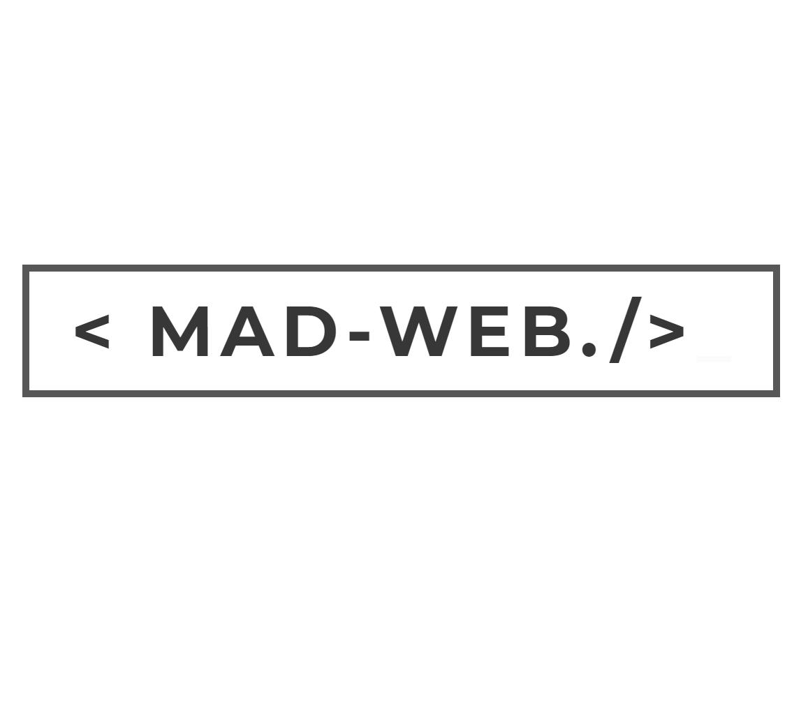 Mad-Web.Ca Logo