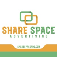 Share Space Advertising Logo