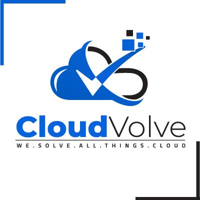 CloudVolve Logo