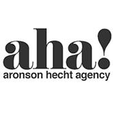 Aronson Hecht Agency Logo