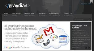 Graydian Technologies + Design Logo