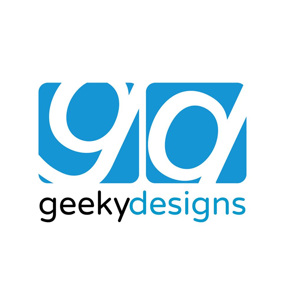 Geeky Designs Ltd Logo