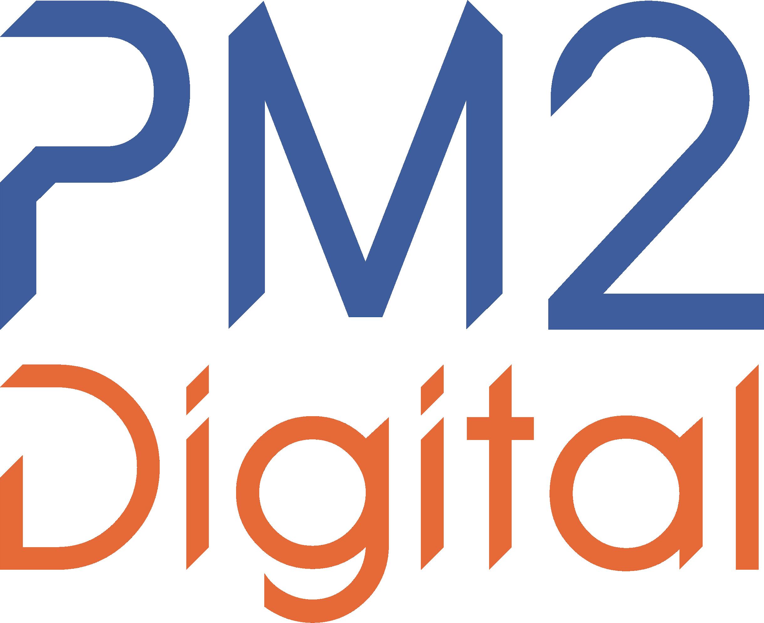 PM2 Digital Logo