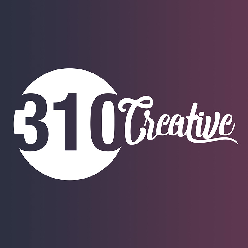 310 Creative Inc. Logo
