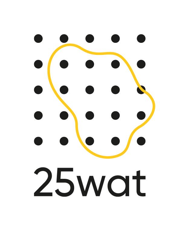25wat Logo