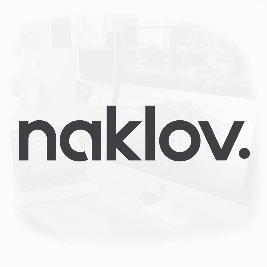 Naklov Digital Agency Logo