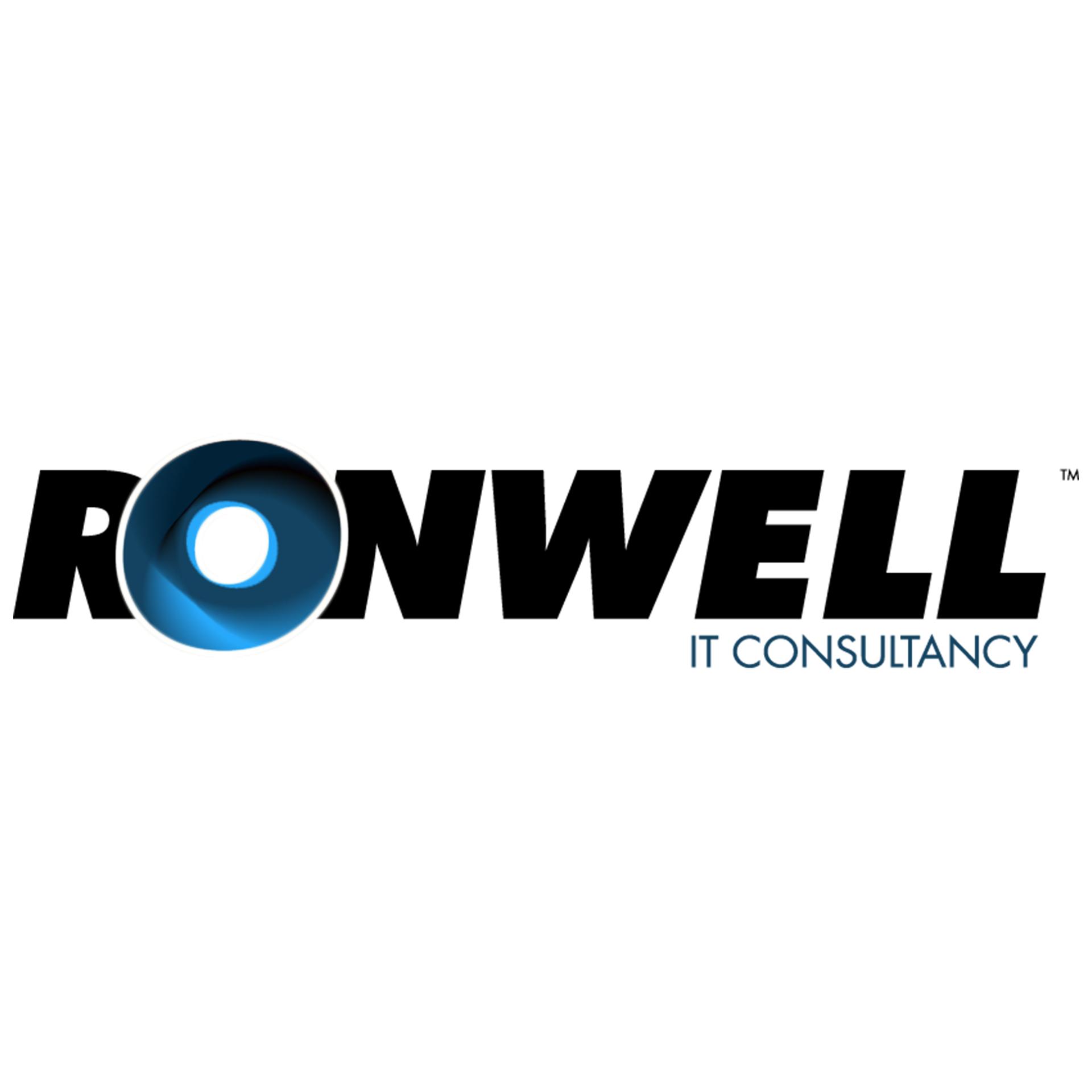 Ronwell Digital Logo