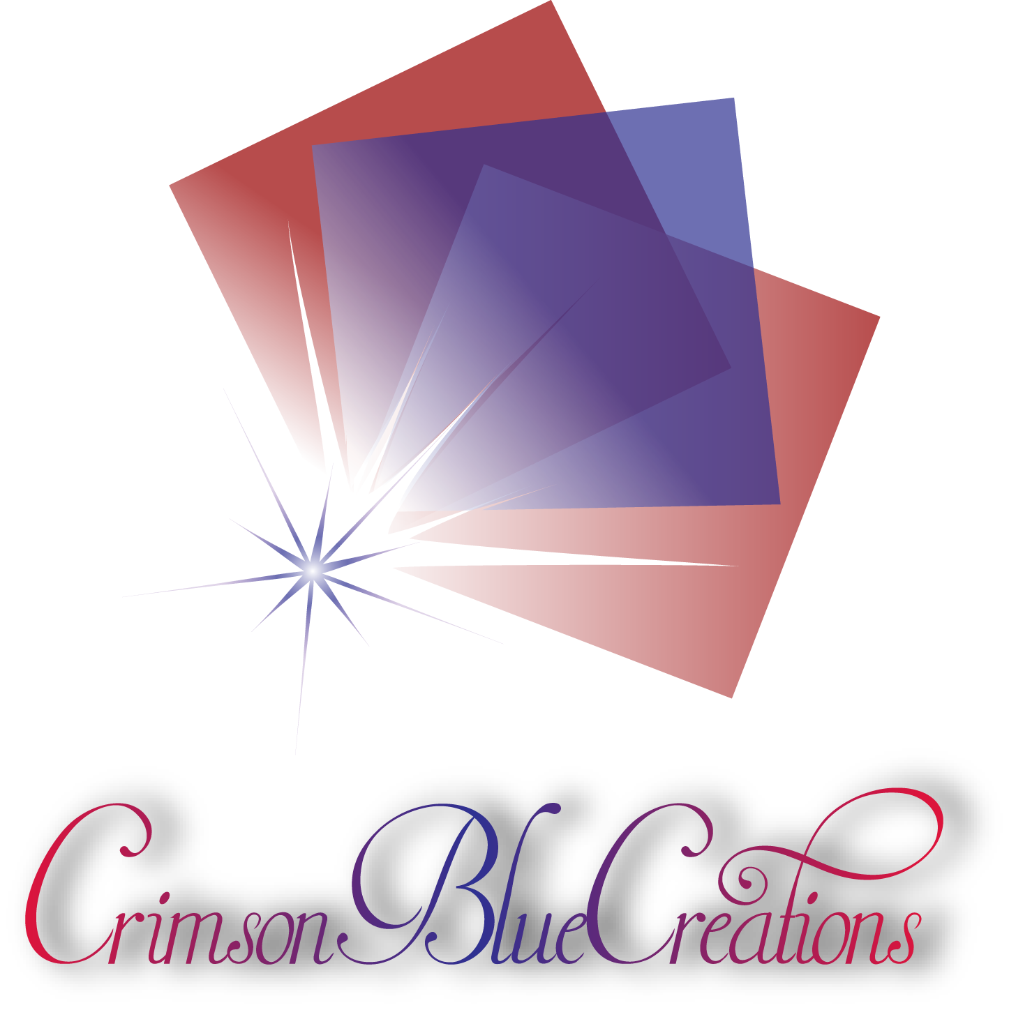 Crimson Blue Creations Advertising & Events Logo