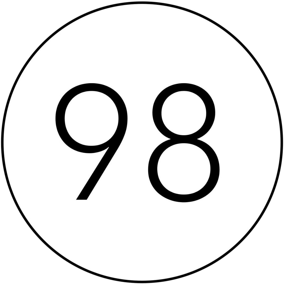 98 Marketing Logo
