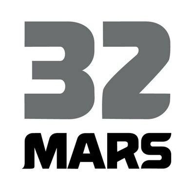 32 MARS Logo