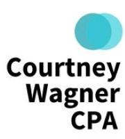 Courtney Wagner CPA LLC Logo