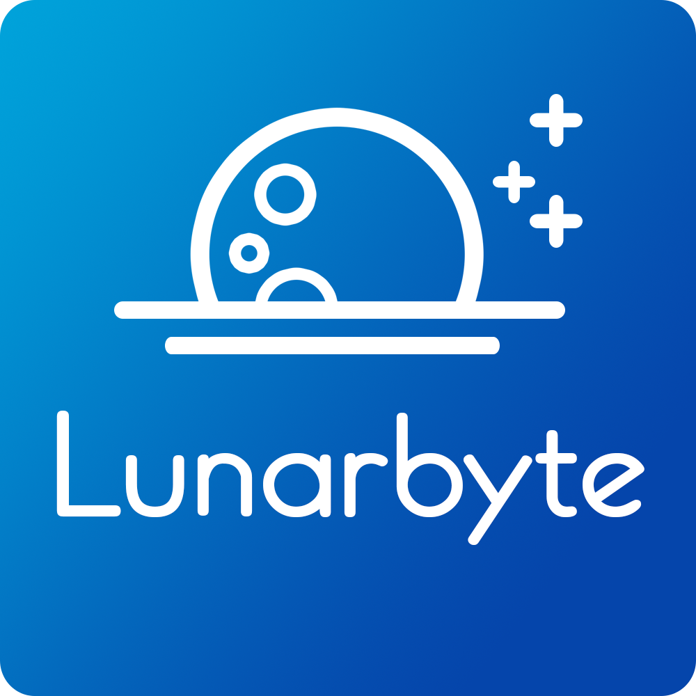 Lunarbyte.io Logo