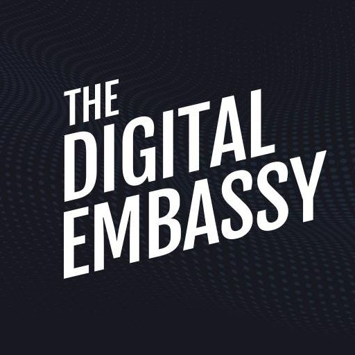 The Digital Embassy Logo