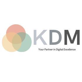 KDM Digital Marketing Logo