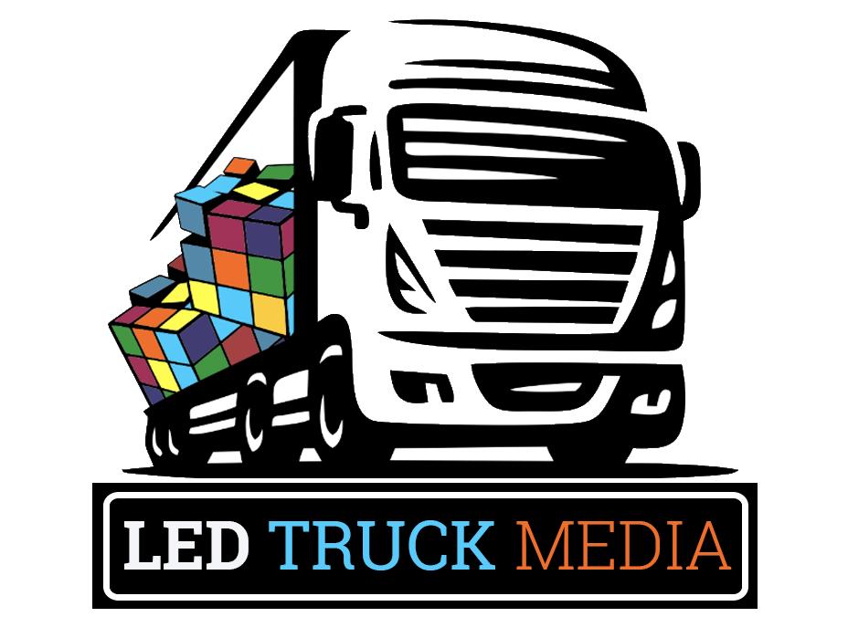 LED Truck Media Logo