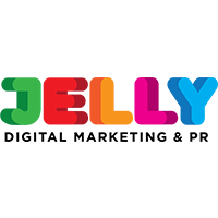 Jelly Digital Marketing & PR Logo