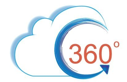 360 Degree Cloud Logo
