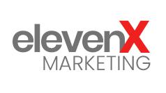 elevenX Marketing Logo