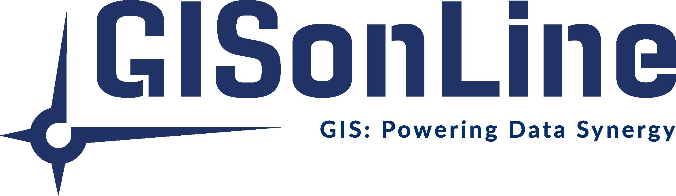 GISonLine Logo