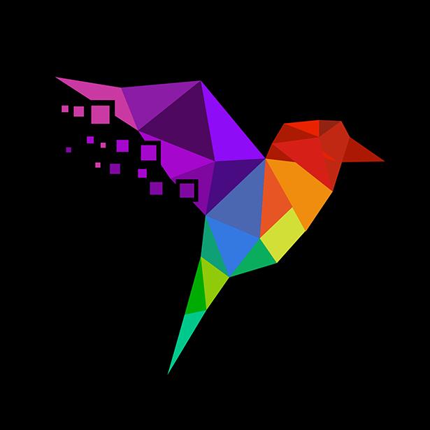 Digital Bird Logo