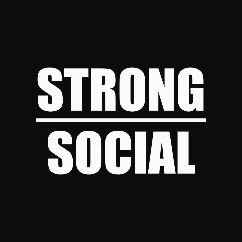 Strong Social Logo