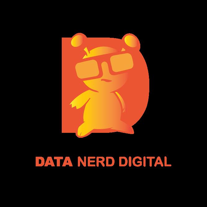 Data Nerd Digital Logo