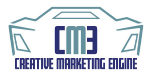 Creative Marketing Engine Logo