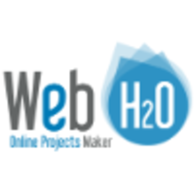 Web H2O Logo