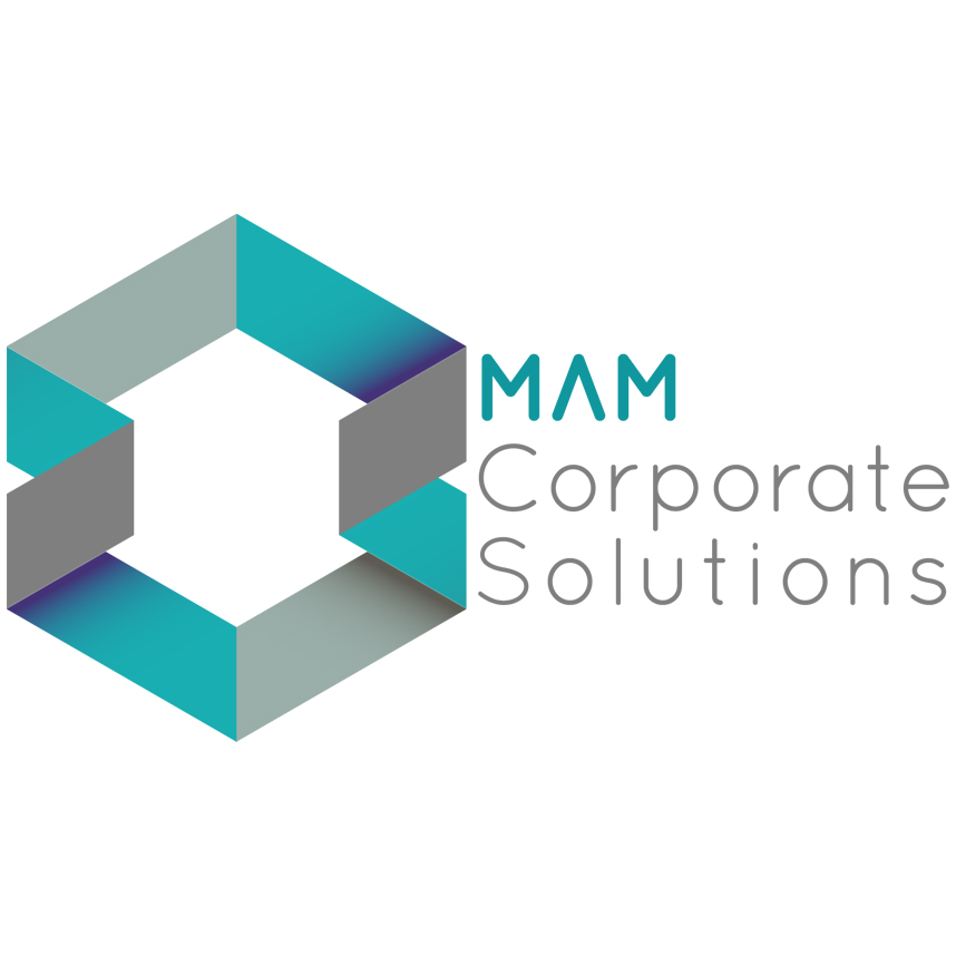 MAM Corporate Solutions Logo