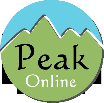 Peak Online Logo