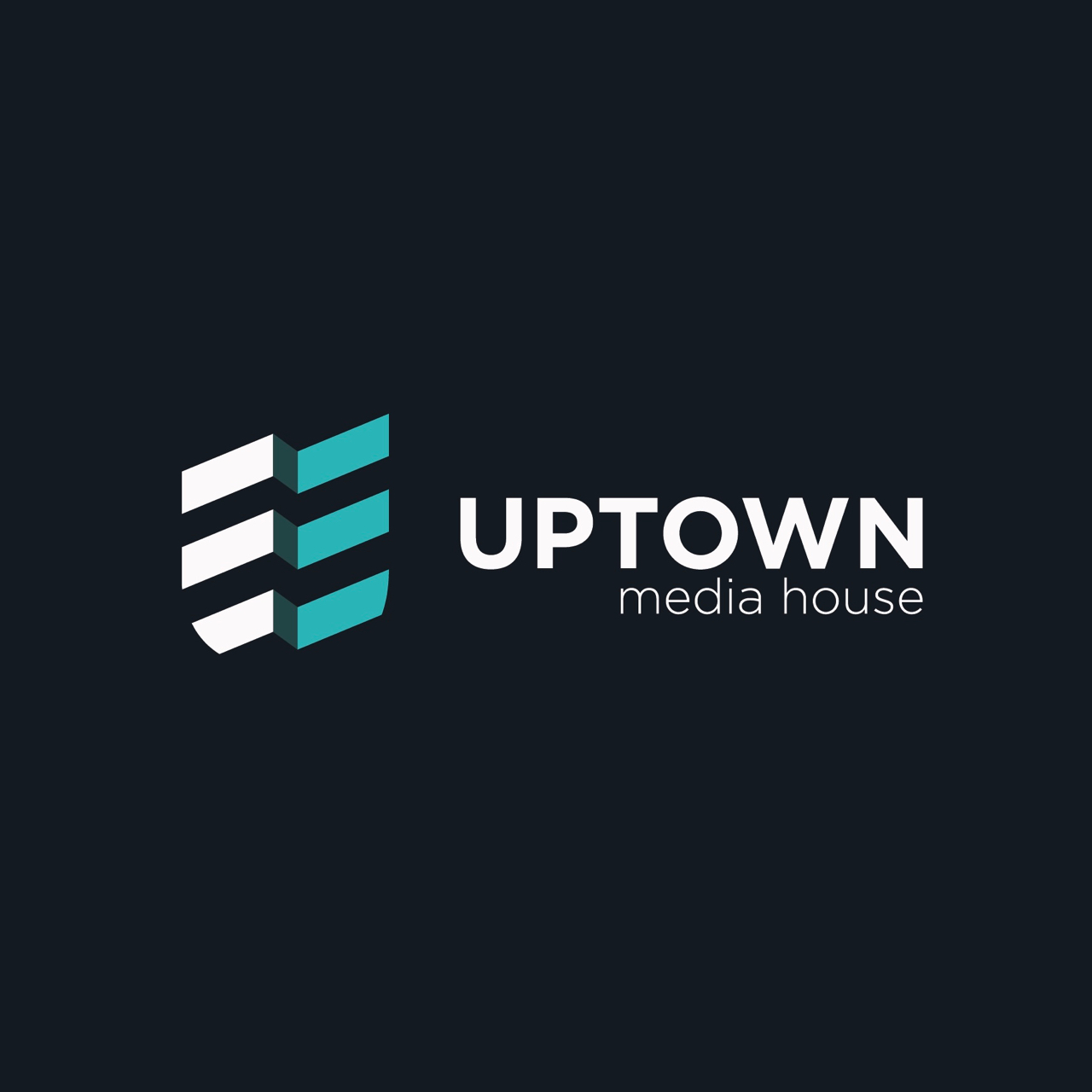 Uptown Media House Logo
