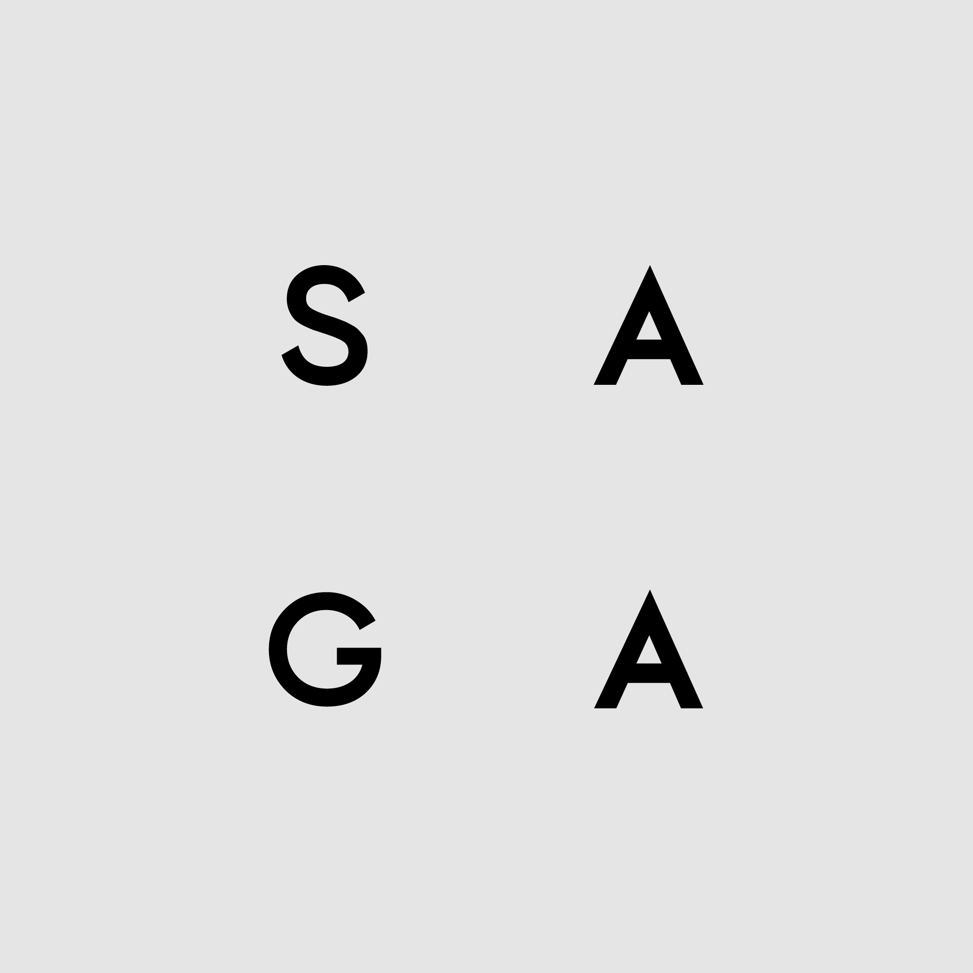 Saga Design Team Logo