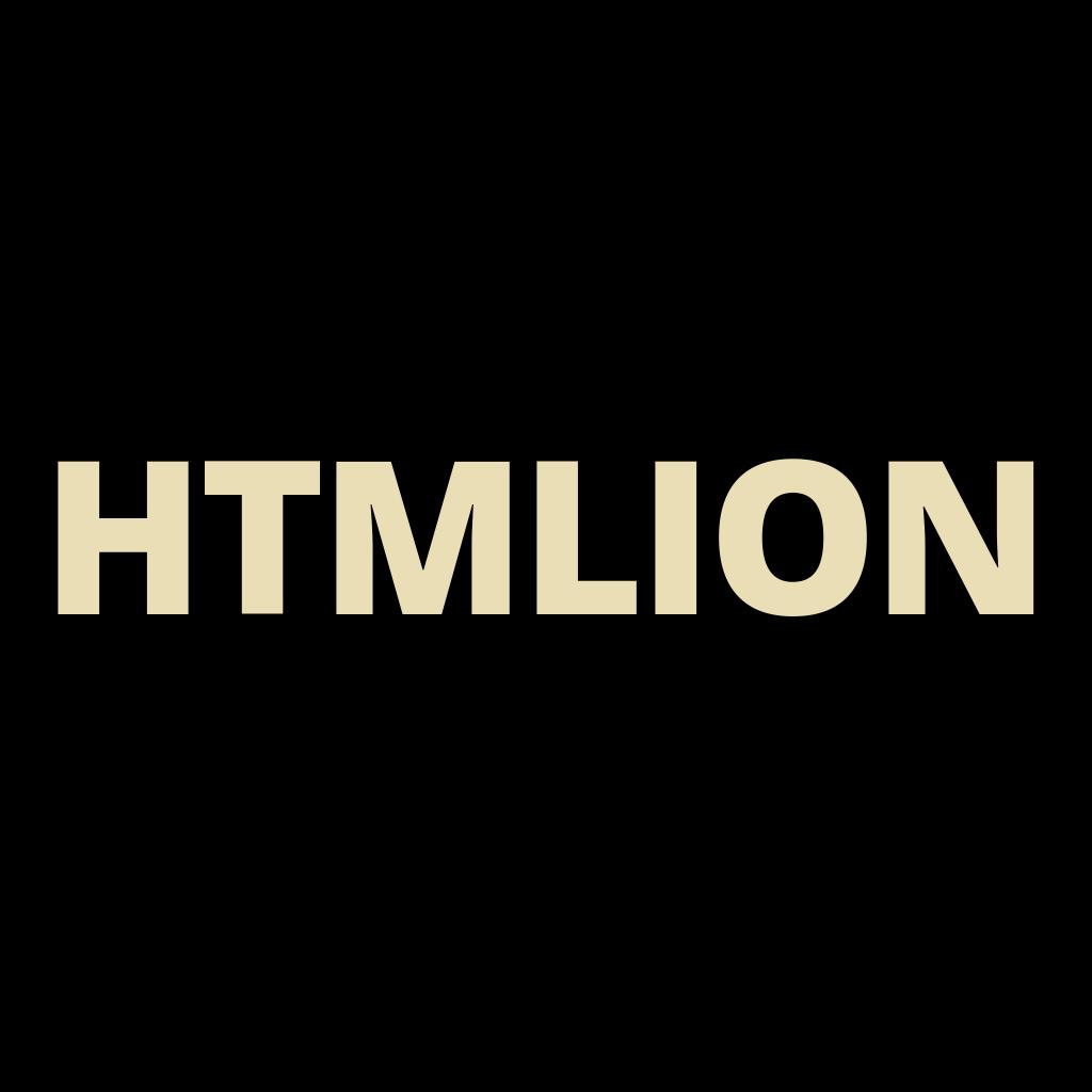 HMTLION Logo