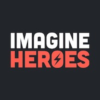 Imagine Heroes Logo