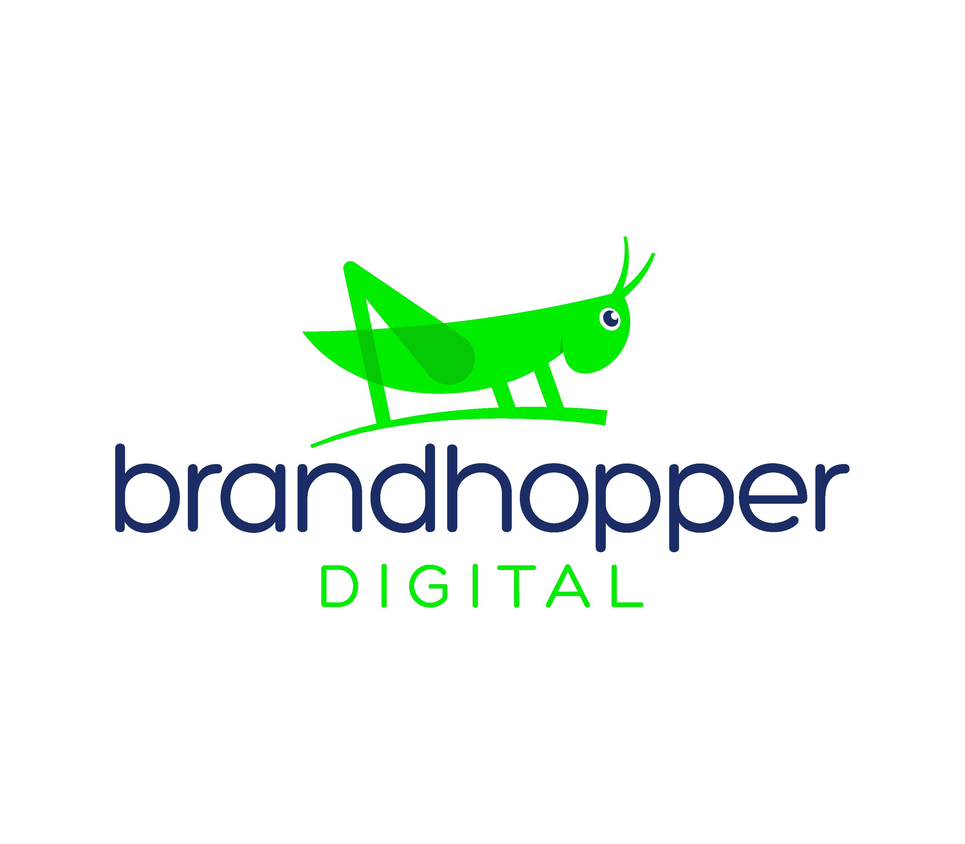 Brandhopper Digital Logo