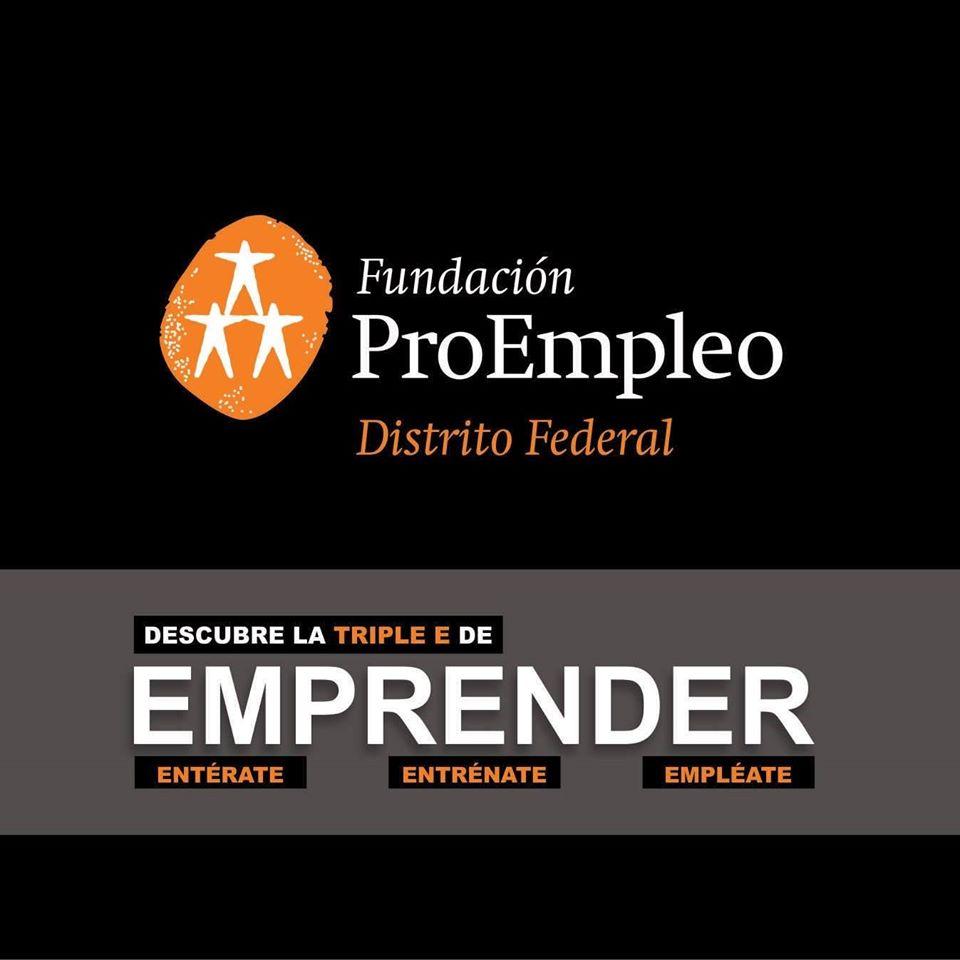 ProEmpleo DF Logo
