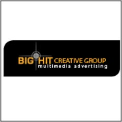 Big Hit Creative Group Logo